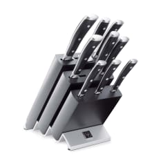 Wusthof Classic Ikon 9 Piece Knife Block Set