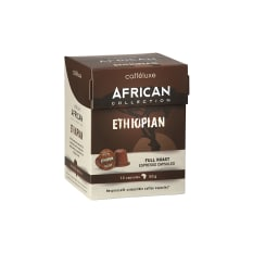 Caffeluxe African Blend Coffee Capsules, Pack of 10