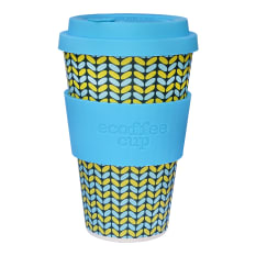 ECoffee Cup Bamboo Travel Mug, 400ml