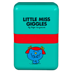 Wild & Wolf Little Miss Giggles Lunch Box