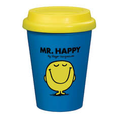 Wild & Wolf Mr Happy Travel Mug