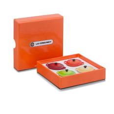 Le Creuset Magnets, Set of 4