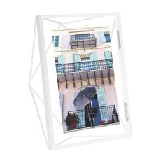 Umbra White Prisma Photo Display Frame