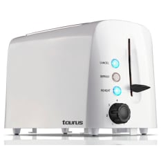 Taurus Esencia 950W 2 Slice Toaster