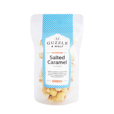 Guzzle & Wolf Salted Caramel Gourmet Popcorn