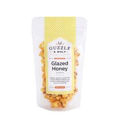 Guzzle & Wolf Honey Glaze Gourmet Popcorn