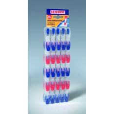 Leifheit Laundry Pegs, Pack of 25