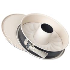 Zenker Springform Pan with Flat & Funnel Base