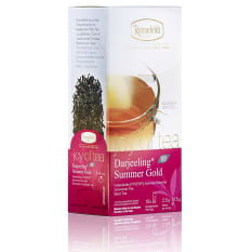 Ronnefeldt Joy of Tea Darjeeling Summer Gold Tea Bags, Box of 15