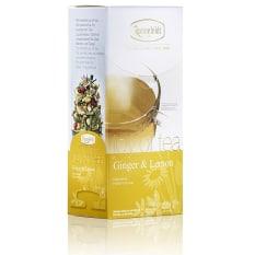 Ronnefeldt Joy of Tea Ginger & Lemon Tea Bags, Box of 15