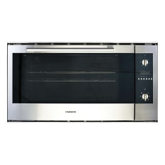 Faber Built-In Stainless Steel Multifunction Electric Oven, 90cm