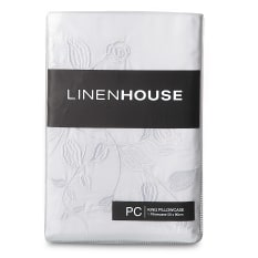 Linen House May King Pillowcase