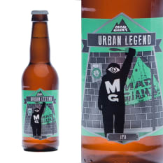 Mad Giant Brewing Urban Legend IPA