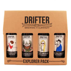 Drifter Brewing Co Explorer Gift Pack
