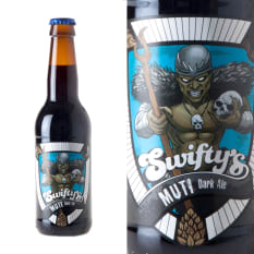 Swiftys Bru Muti Dark Ale