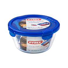 Pyrex Cook & Go Round Bowl with Lock Lid