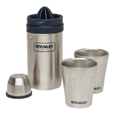 Stanley Adventure Stainless Steel Happy Hour Shaker Set, Set of 5
