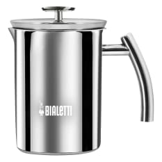 Bialetti Stainless Steel Stovetop Milk Frother