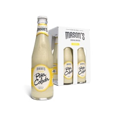 Original Mason's Pina Colada Cocktail Spritzer, Pack of 4