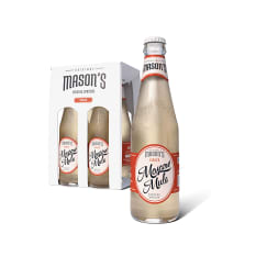 Original Mason's Moscow Mule Cocktail Spritzer, Pack of 4