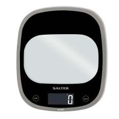 Salter Curve Glass Electronic Kitchen Scale