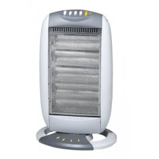 Goldair 3 Bar Oscillating Halogen Heater