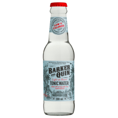 Barker and Quin Light at Heart Tonic Water, Pack of 4