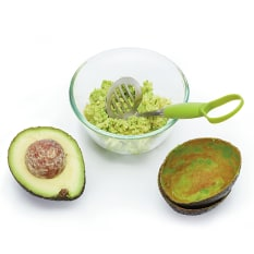 Kitchen Craft 2-in-1 Avocado Scoop & Masher