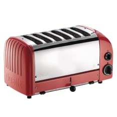 Dualit 3000W 6 Slice Classic Toaster