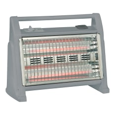 Elegance 4 Bar Quartz Heater with Humidifier, 1600W