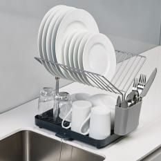Joseph Joseph Y-Rack 2 Tier Self-Draining Dish Rack