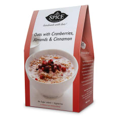 Spice And All Things Nice Oats with Cranberries, Almonds & Cinnamon, 500g
