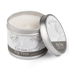 Charisma Czarina Fig Tree Collection Travel Candle, 180g