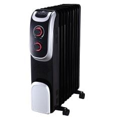 Midea Deluxe 9 Fin Oil Heater