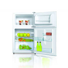 Midea Double Door Bar Fridge, 87 Litres