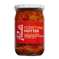 Pauli's Something Hotter Preserve, 250ml