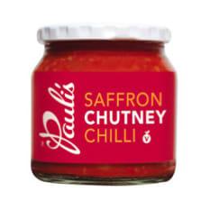 Pauli's Saffron Chilli Chutney, 250ml