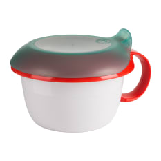 Trudeau Leon Kids Snack Bowl with Lid, 295ml