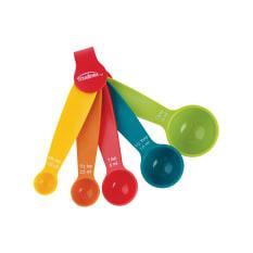 Trudeau Measuring Spoon Set, 5 Piece