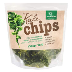 Earthshine Kale Chips, 25g
