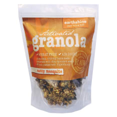 Earthshine Nutty Mesquite Activated Granola, 250g
