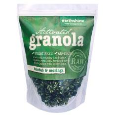 Earthshine Baobab & Moringa Activated Granola, 250g