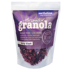 Earthshine Berry Blast Activated Granola, 250g