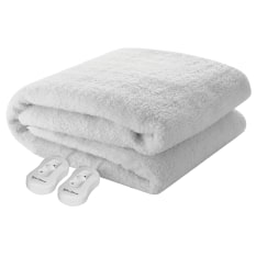 Pure Pleasure Extra Length Fitted Electric Blanket