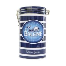 La Baleine Coarse Sea Salt in Collector's Tin, 1kg