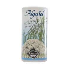 Le Paludier Algosel Grey Coarse Seaweed Salt, 250g
