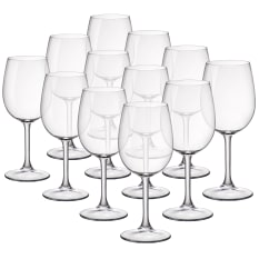 Duralex Amboise Red Wine Glasses, Set of 12