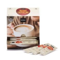 NOMU Instant Cappuccino Sachet Dispenser, Pack of 25