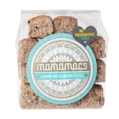 Mamamac's Almond & Cranberry Rusks, 345g