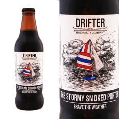 Drifter Brewing Co Stormy Smoked Porter
